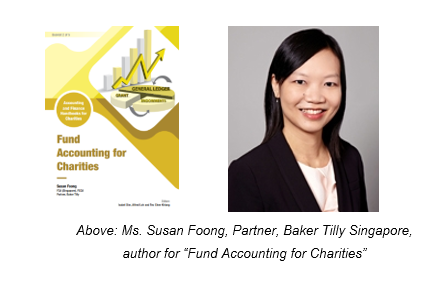 Baker Tilly Singapore authors Fund Accounting for Charities Booklet_Susan Foong