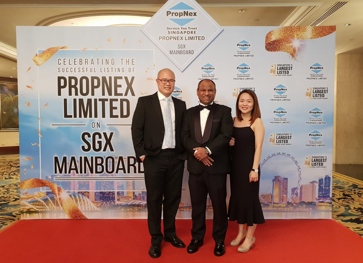 Baker Tilly Singapore_PropNex_IPO Listing_SGX